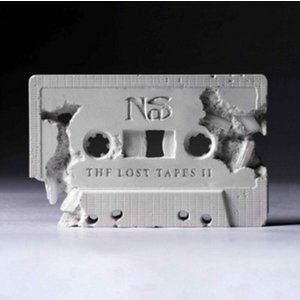 Nas The Lost Tapes II CD