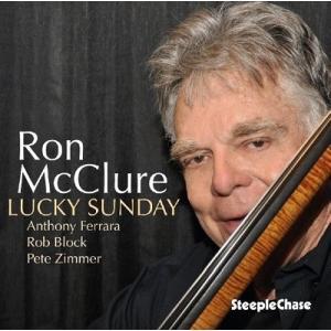 Ron McClure Lucky Sunday CD