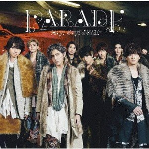 Hey! Say! JUMP PARADE<通常盤> CD