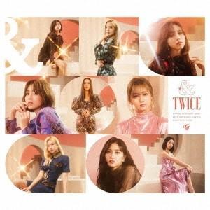 TWICE &TWICE [CD+DVD+歌詞ブックレット]<初回限定盤B> CD ※特典あり