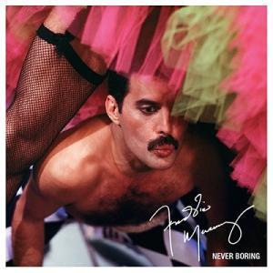 Freddie Mercury ネヴァー・ボーリング - ベスト・オブ・フレディ・マーキュリー<通常盤> SHM-CD