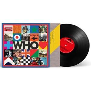 The Who WHO<Black Vinyl> LP