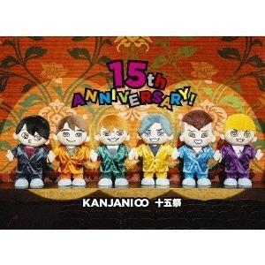 関ジャニ∞ 十五祭<初回限定仕様> Blu-ray Disc