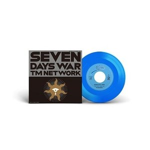 TM NETWORK SEVEN DAYS WAR<完全生産限定盤> 7inch Single