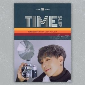 SUPER JUNIOR Time Slip: SUPER JUNIOR Vol.9 (YeSung Ver.) CD ※特典あり