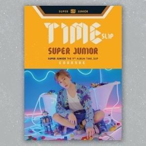 SUPER JUNIOR Time Slip: SUPER JUNIOR Vol.9 (EunHyuk Ver.) CD ※特典あり