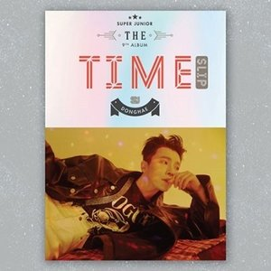 SUPER JUNIOR Time Slip: SUPER JUNIOR Vol.9 (DongHae Ver.) CD ※特典あり