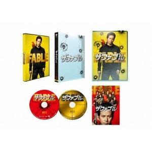 ザ・ファブル 豪華版 [Blu-ray Disc+DVD]<初回限定生産版> Blu-ray Dis...