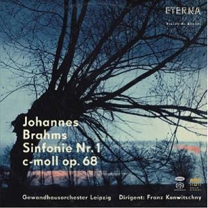 フランツ・コンヴィチュニー ブラームス: 交響曲第1番、モーツァルト: アダージョとフーガ、ベートーヴェン: 大フーガ  SACD Hybrid