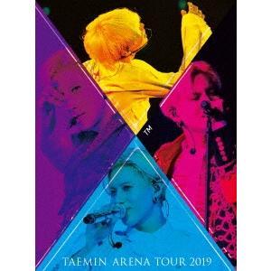 テミン TAEMIN ARENA TOUR 2019 〜XTM〜 [2DVD+PHOTO BOOKLET]<初回限定盤> DVD ※特典あり
