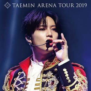 テミン TAEMIN ARENA TOUR 2019 〜XTM〜<TOWER RECORDS限定 スペシャル・プライス盤> DVD ※特典あり