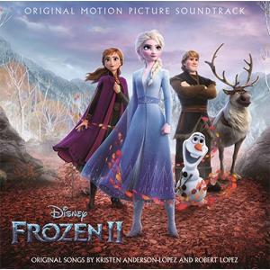 Original Soundtrack Frozen 2 (アナと雪の女王2) CD