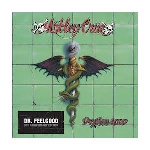Motley Crue Dr. Feelgood (30th Anniversary Edition)<Black Vinyl> LP