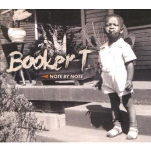 Booker T. Jones Note by Note CD
