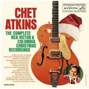 Chet Atkins コンプリート・RCAビクター&コロムビア・クリスマス・レコーディングス CD