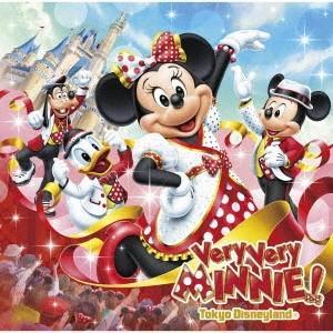 Various Artists 東京ディズニーランド ベリー・ベリー・ミニー! CD