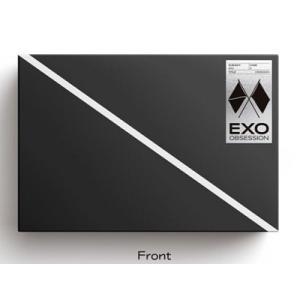 EXO Obsession: EXO Vol.6 (EXO Ver.) CD ※特典あり
