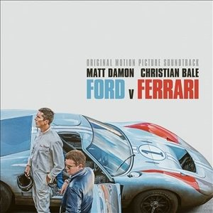 Original Soundtrack Ford V Ferrari LP