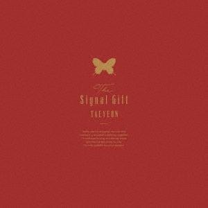 テヨン The Signal Gift [Blu-ray Disc+CD+ライブ写真集+アクリルスタンド]<完全限定生産盤> Blu-ray Disc ※特典あり