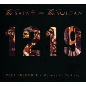 ペラ・アンサンブル 1219年 - 聖フランシスコとスルタン CD