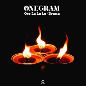 ONEGRAM Ooo La La La/Drama 7inch Single
