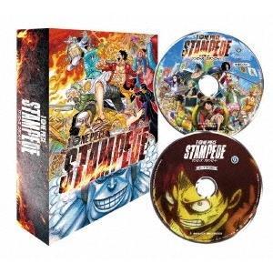 劇場版 『ONE PIECE STAMPEDE』 スペシャル・デラックス・エディション [Blu-ray Disc+DVD]<初回生産限定版> Blu-ray Disc ※特典あり