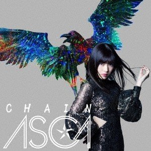 ASCA CHAIN [CD+Blu-ray Disc]<初回生産限定盤> 12cmCD Singl...