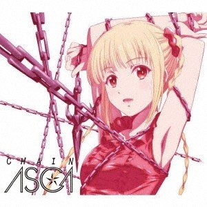 ASCA CHAIN [CD+DVD]<アニメ盤(期間生産限定盤)> 12cmCD Single