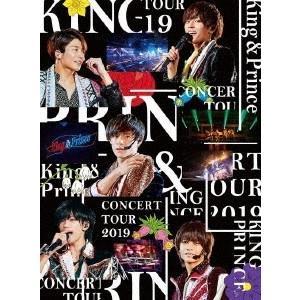 King & Prince King & Prince CONCERT TOUR 2019 [2DVD+フォトブックレット]<初回限定盤> DVD