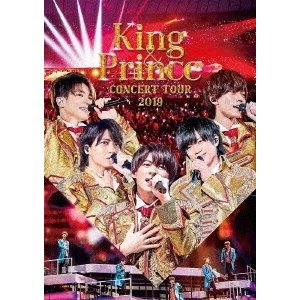 King & Prince King & Prince CONCERT TOUR 2019<通常盤> DVD