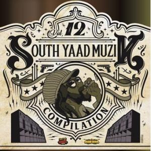 Various Artists SOUTH YAAD MUZIK COMPILATION VOL.12 [CD+DVD] CD