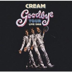 Cream Goodbye Tour - Live 1968 [4CD+豪華ブックレット]<完全生産限定盤> CD