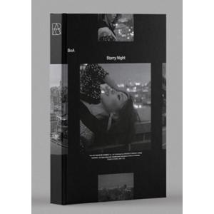 BoA Starry Night: 2nd Mini Album CD ※特典あり