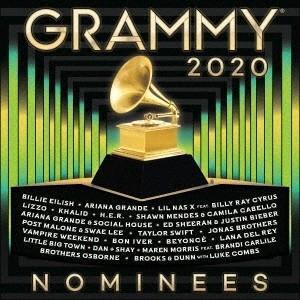 Various Artists 2020 GRAMMY ノミニーズ CD