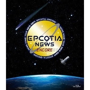 NEWS NEWS DOME TOUR 2018-2019 EPCOTIA -ENCORE-<通常盤> Blu-ray Disc