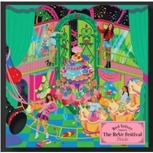 Red Velvet The ReVe Festival Finale (Scrapbook Ver.) CD
