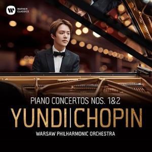 ユンディ・リ ショパン: ピアノ協奏曲第1番&第2番 CD