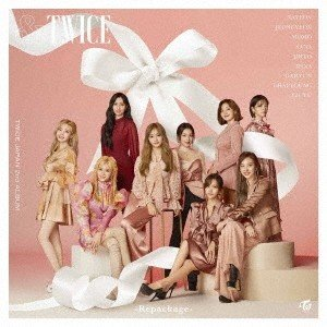 TWICE &TWICE-Repackage- [CD+DVD]<初回限定盤> CD ※特典あり