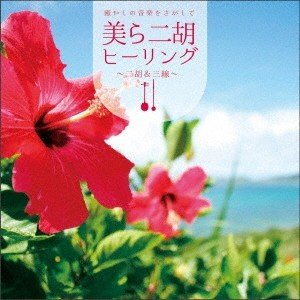 Various Artists 癒やしの音楽をさがして 美ら二胡ヒーリング&三線 CD