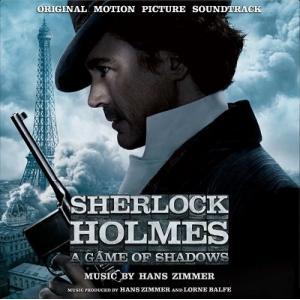 Hans Zimmer Sherlock Holmes : A Game Of Shadows<限定...