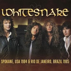 Whitesnake Spokane, Wa 24th July 1984/Rio De Janie...