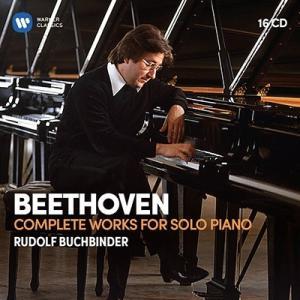ルドルフ・ブッフビンダー ベートーヴェン: ピアノ独奏曲作品全集 CD タワーレコード PayPayモール店