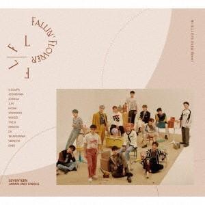 SEVENTEEN 舞い落ちる花びら (Fallin' Flower) [CD+PHOTO BOOK]<初回限定盤A> 12cmCD Single ※特典あり