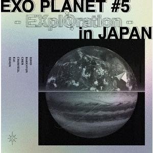 EXO EXO PLANET #5 -EXplOration IN JAPAN-<初回生産限定盤> Blu-ray Disc ※特典あり