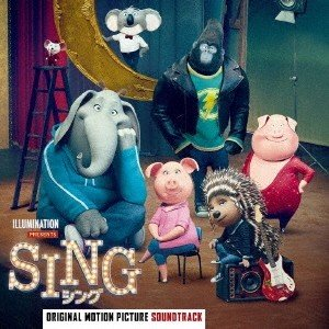 Original Soundtrack シング オリジナル・サウンドトラック<6ヶ月期間限定盤> C...