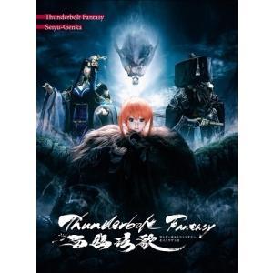 Thunderbolt Fantasy 西幽[王玄]歌 [DVD+CD]<完全生産限定版> DVD