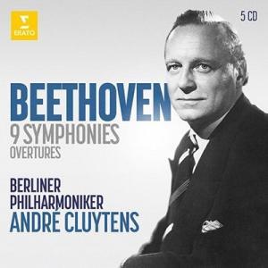 アンドレ・クリュイタンス ベートーヴェン: 交響曲全集、序曲集<限定盤> CD