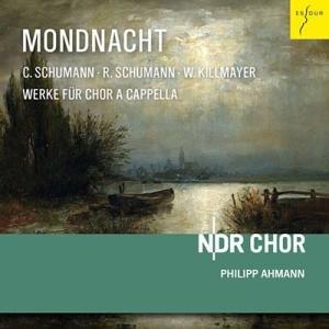 北ドイツ放送合唱団 Mondnacht 月夜 - ドイツ・ロマン派の合唱作品集 CD