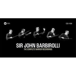 ジョン・バルビローリ ワーナー録音全集<限定盤> CD