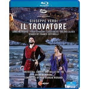 ピエール・ジョルジョ・モランディ ヴェルディ: 歌劇《イル・トロヴァトーレ》 Blu-ray Disc